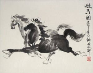 2splayedhorses
