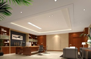 Chinese-style-modern-minimalist-CEO-office-interior-design