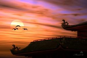 Oriental Sun Birds Building
